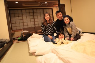 【親子遊】 宮島~錦水館一泊二食(9Y&5Y)
