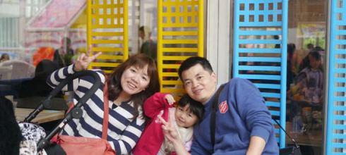 【365-110親子遊】竹北~FLY KIDS親子餐廳(4y28d+3m16d)