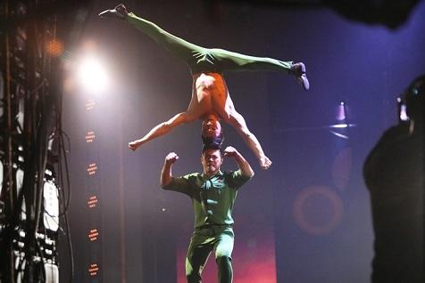 quoc co quoc nghiep on Britain's Got Talent finale