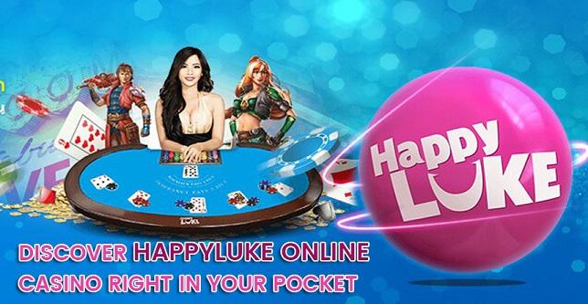 Tại sao nên chọn lựa HappyLuke?