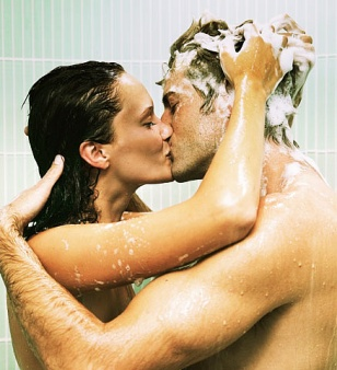 "Every ""hot"" Shower…Should Come With Steamy Sex (Part 1) (3/3)"