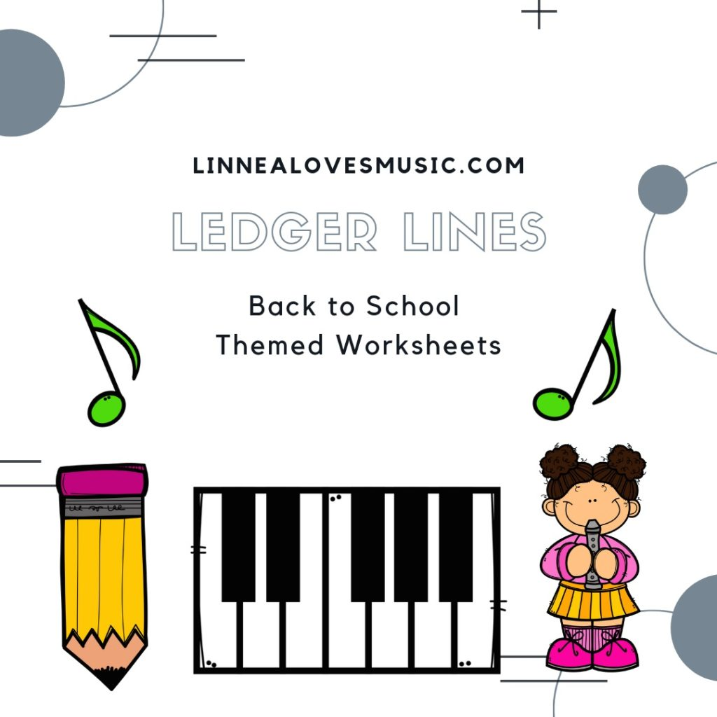 How To Read Music Ledger Lines For Piano