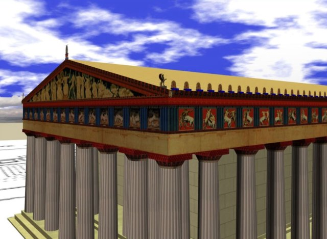 Parthenon_Reconstruction_Painted
