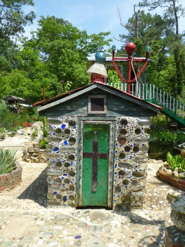 A Folk Art Paradise in Georgia: Howard Finster\'s Paradise Gardens ...