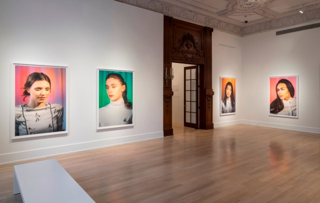 Installation view of Laurie Simmons: How we See at the Jewish Museum