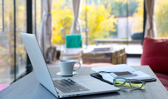Working from Home: Balancing Work and Home-life
