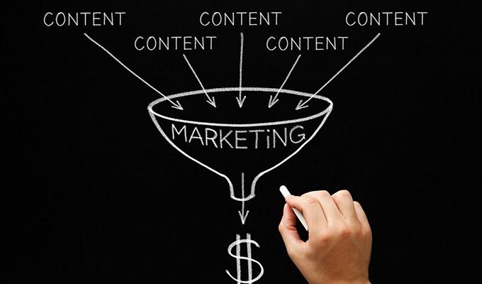 Let's Flip the Marketing Funnel