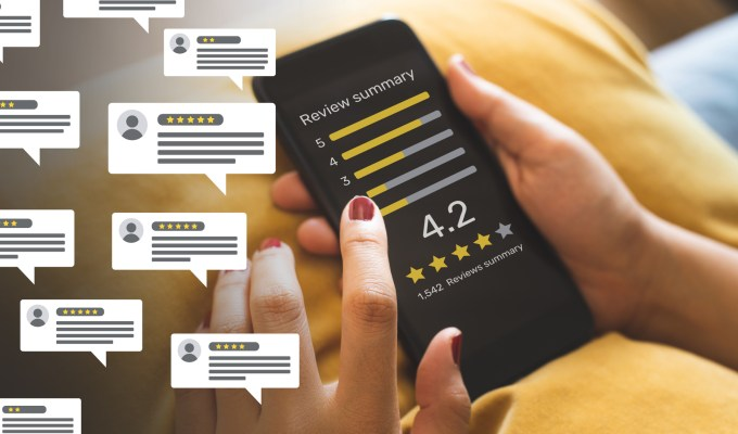 Don't Get Defensive When Dealing with Online Reviews