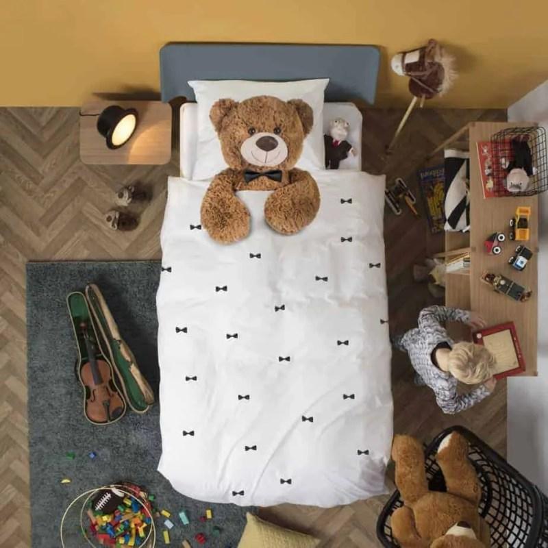 teddybeer-katoen-percal