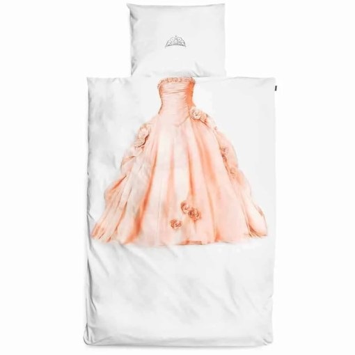 girl-beddengoed-roze