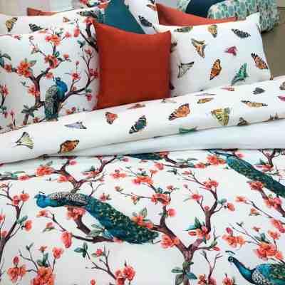 dekbedovertrek-pavon-mariposa-casillin-katoensatijn