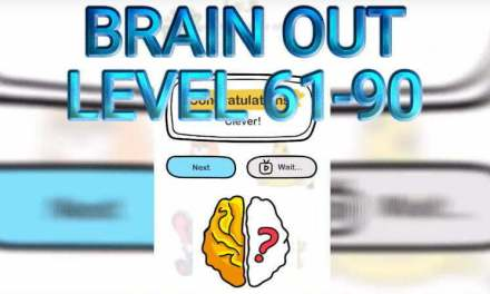 Brain Out Level 61-90 Answers