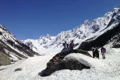 5-6月的Tajwas冰河
