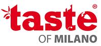 Il logo di Taste of Milano