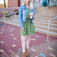 The Best Spring Trends in One Wearable Outfit