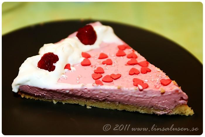 Halloncheesecake LCHF