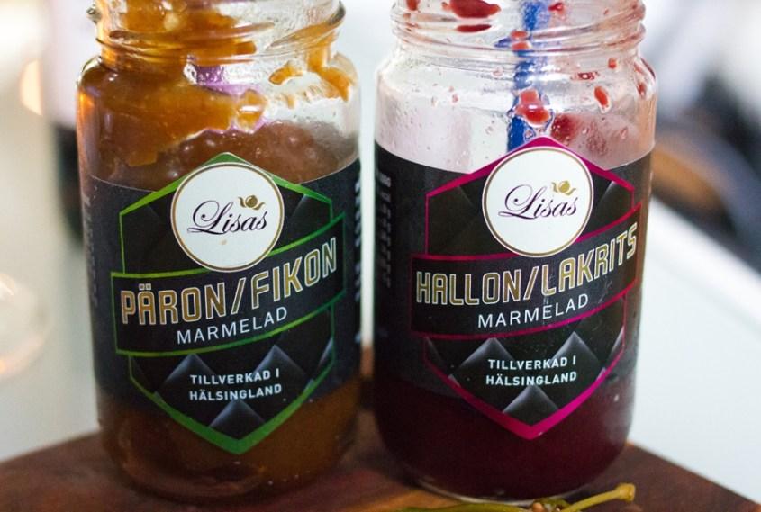 Måste tipsa om dessa två marmelader.