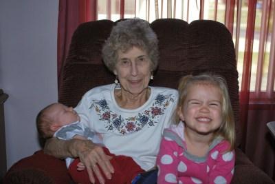 Ma, Calvin and Meg