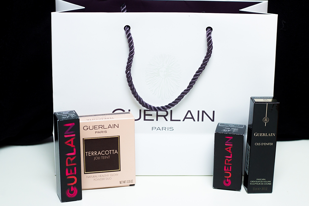 4 Guerlain Produkte im Test