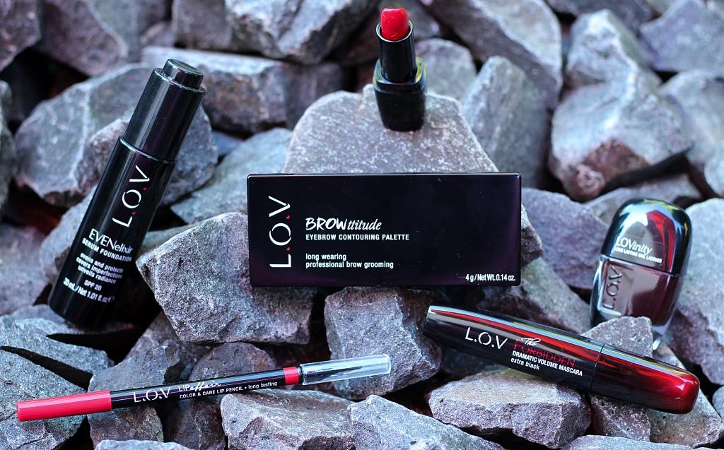 L.O.V Cosmetics by Cosnova Testbericht