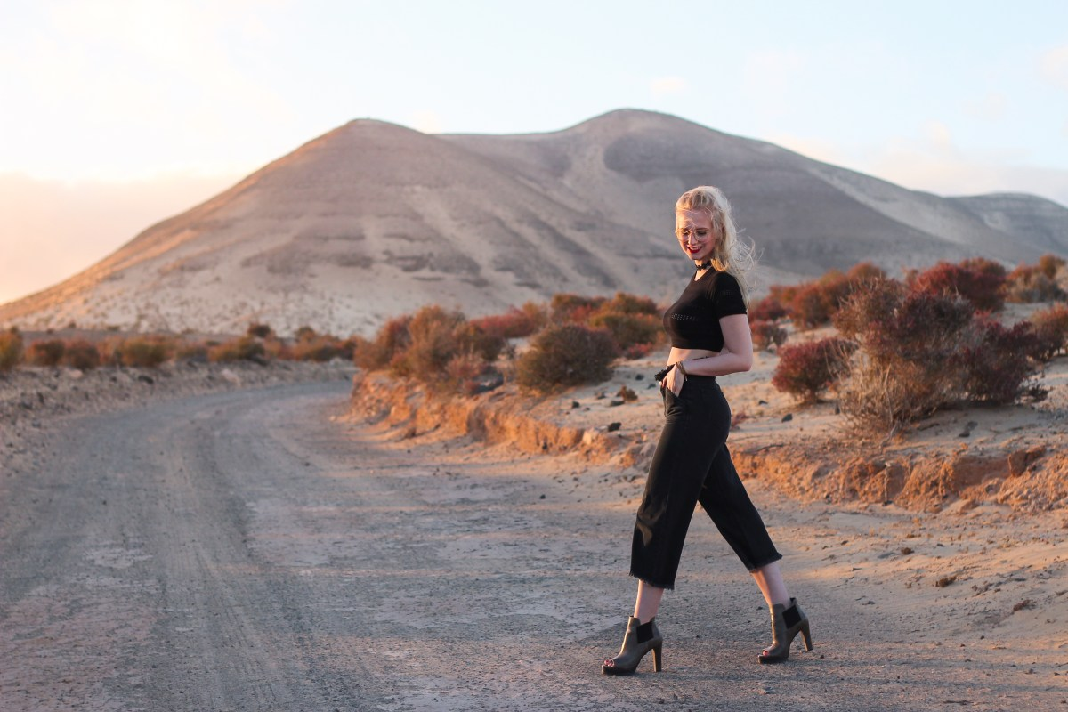 Outfit | Desert Vibes mit Schlaghosen