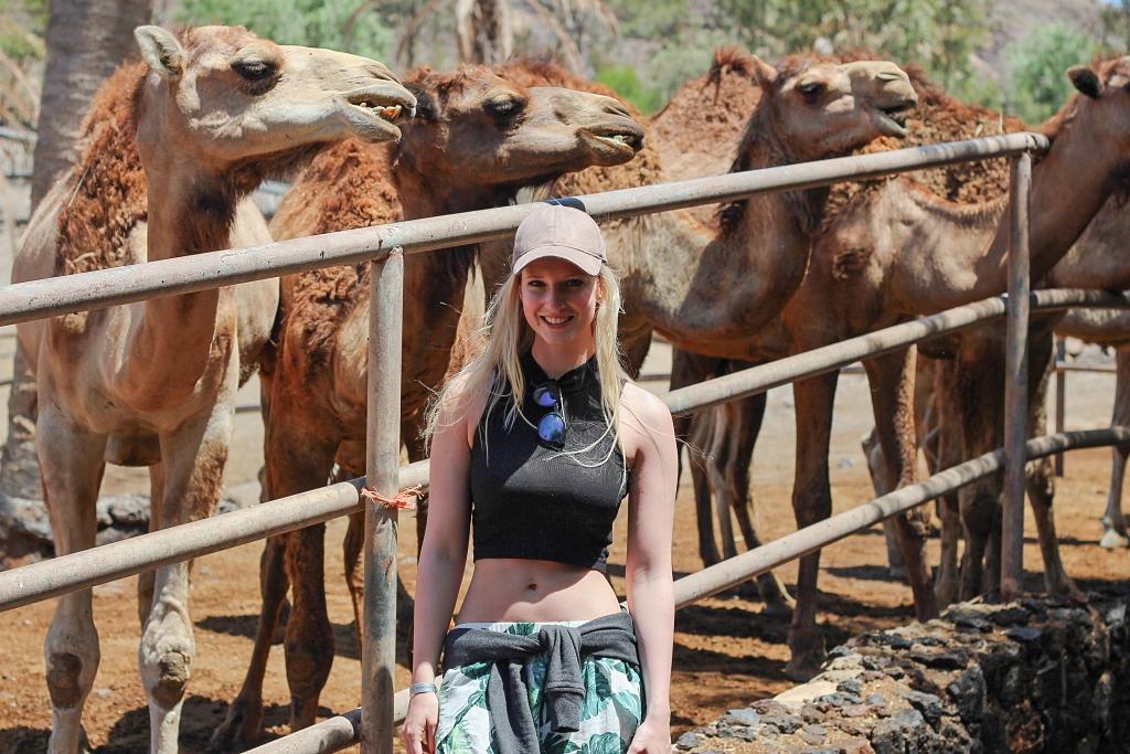 Oasis Park Fuerteventura - Erfahrungsbericht