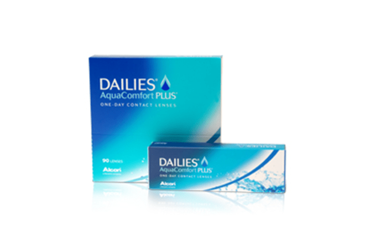 Billiga Dailies AquaComfort Plus endagslinser 30 pack linser