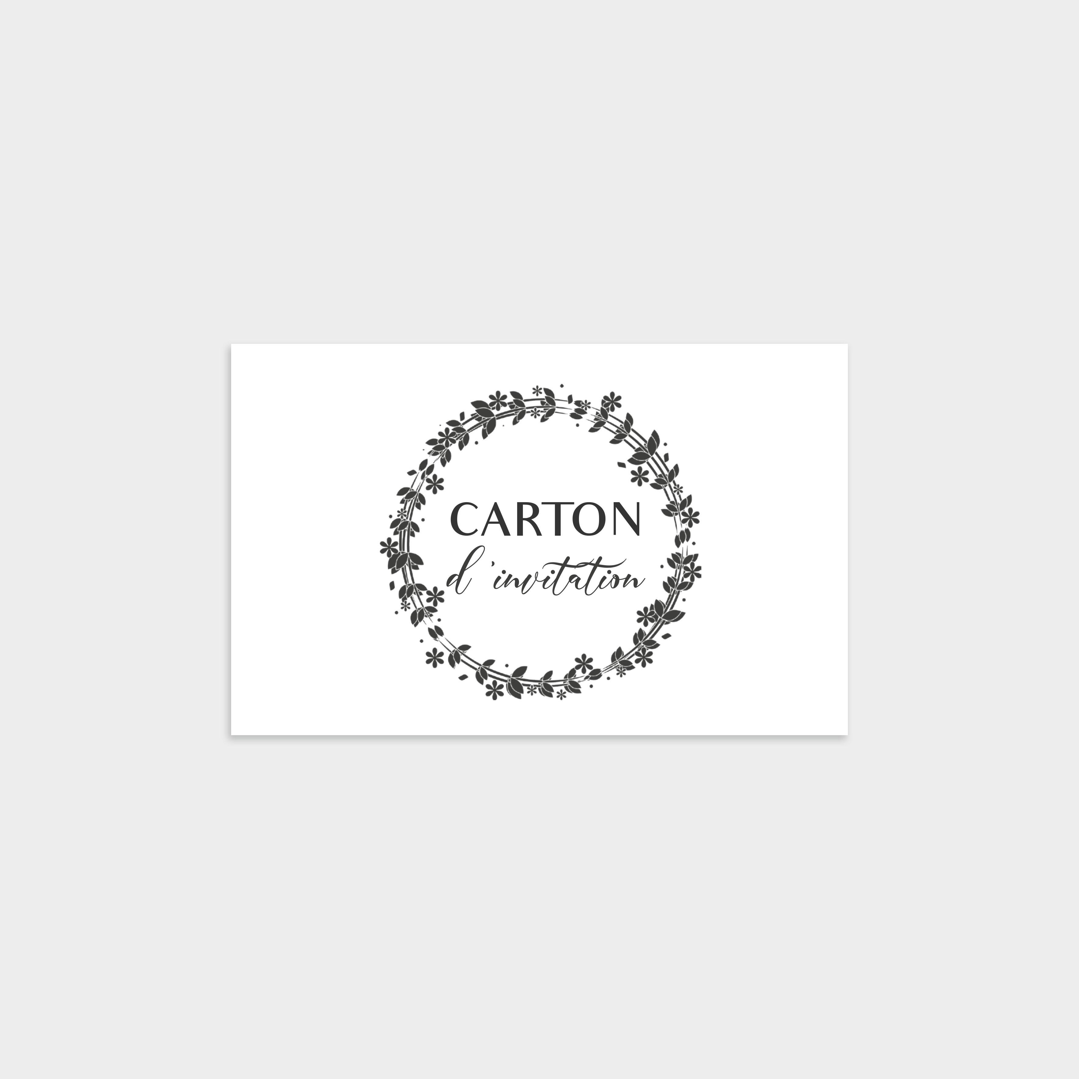 Carton repas Balade champêtre