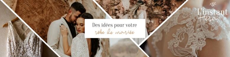 Des idées pour votre robe de mariée