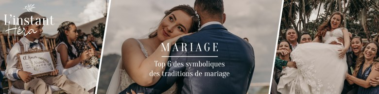 Top 6 des symboliques des traditions de mariage