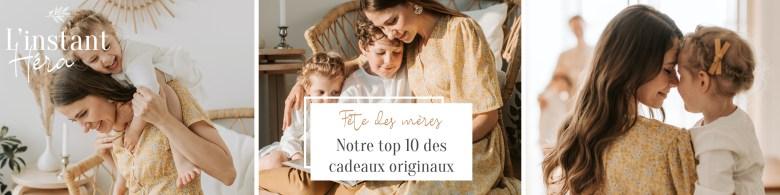 Notre top 10 des cadeaux originaux pour la Fête des mères