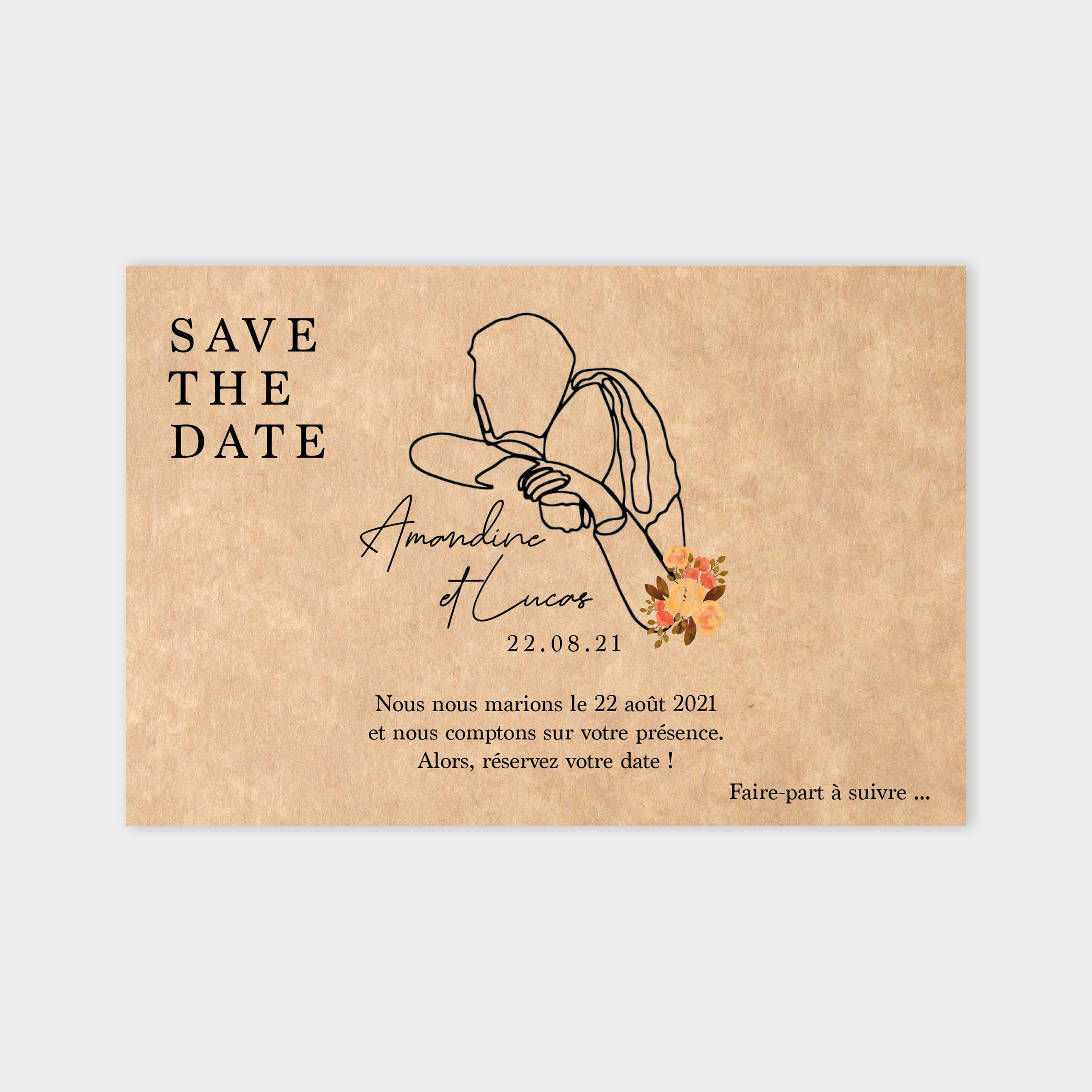 Save the date À la folie