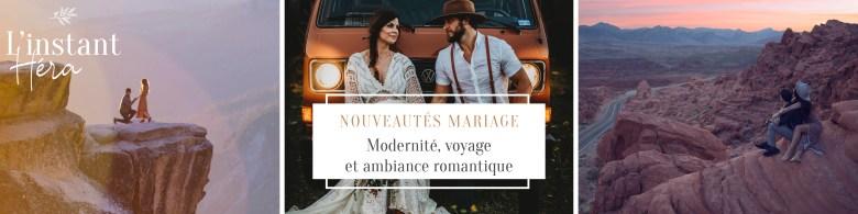 Nouveautés mariage