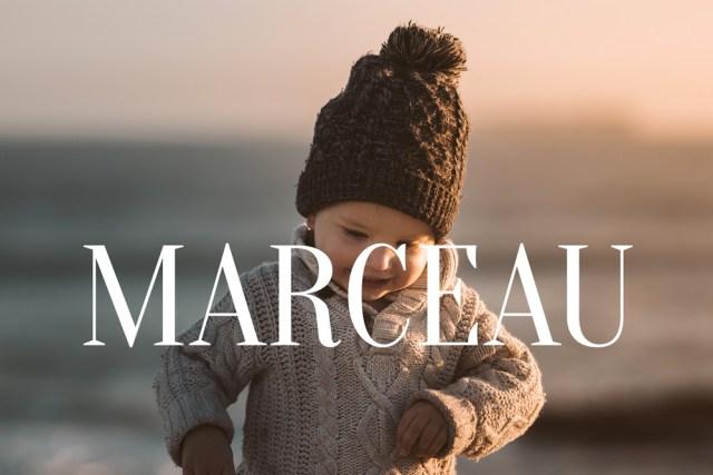 prénoms marceau