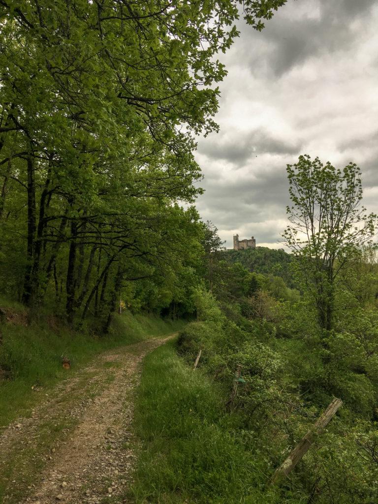 Najac Chateau Aveyron