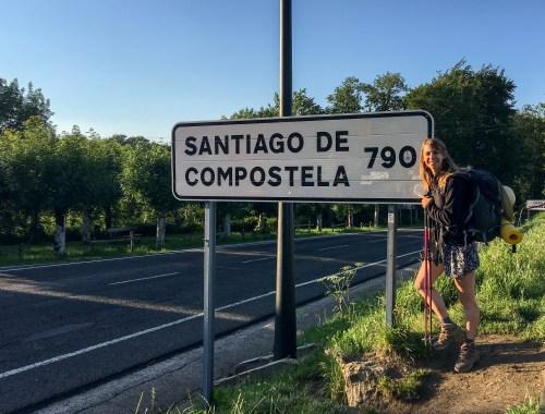 Chemin de Compostelle Camino Frances Rando