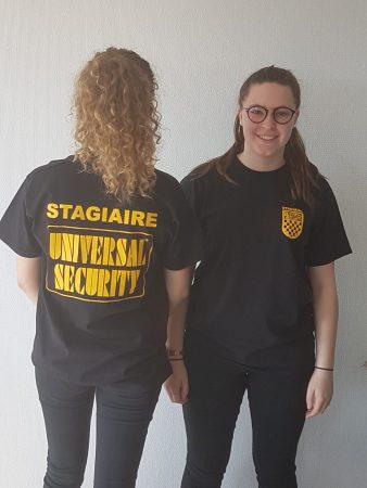 stagiaire L'Institut rouen normandie sécurité