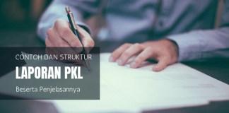 Contoh laporan pkl