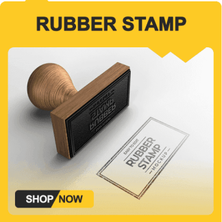 Rubber Stamp / Name Tag