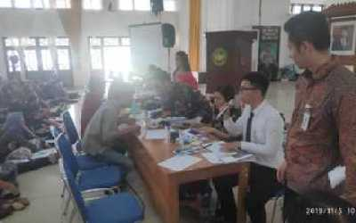 Universitas Palangka Raya Salurkan Sebanyak 965 Beasiswa Bidikmisi Pada Mahasiswa Baru