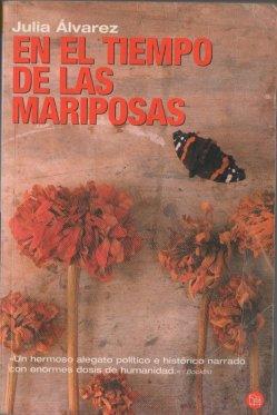 En el tiempo de las mariposas Julia Álvarez