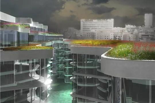 Architecture Durable En Iledefrance  L'internaute