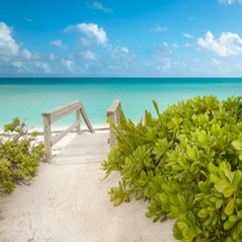 Front Porch Table And Chairs Outdoor For Linton's Beach & Harbour Cottages   Green Turtle Cay, Abaco, Bahamas Seagrape Cottage ...