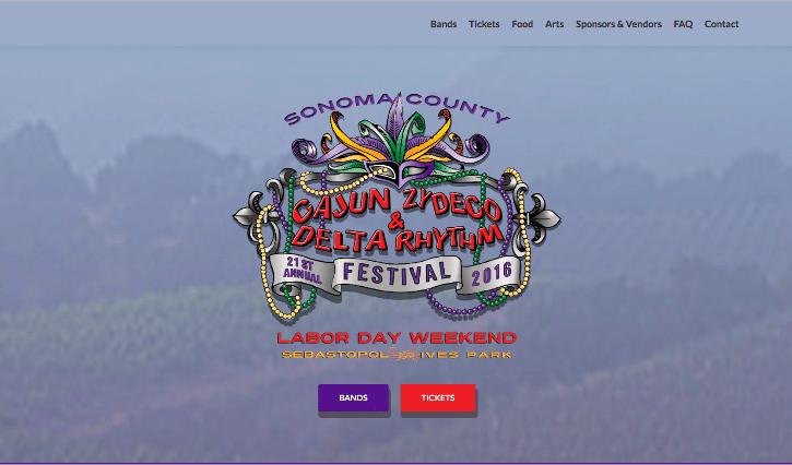 Wine Country Cajun Festival