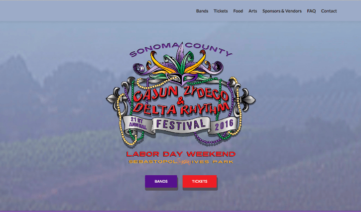 Wine Country Cajun Festival
