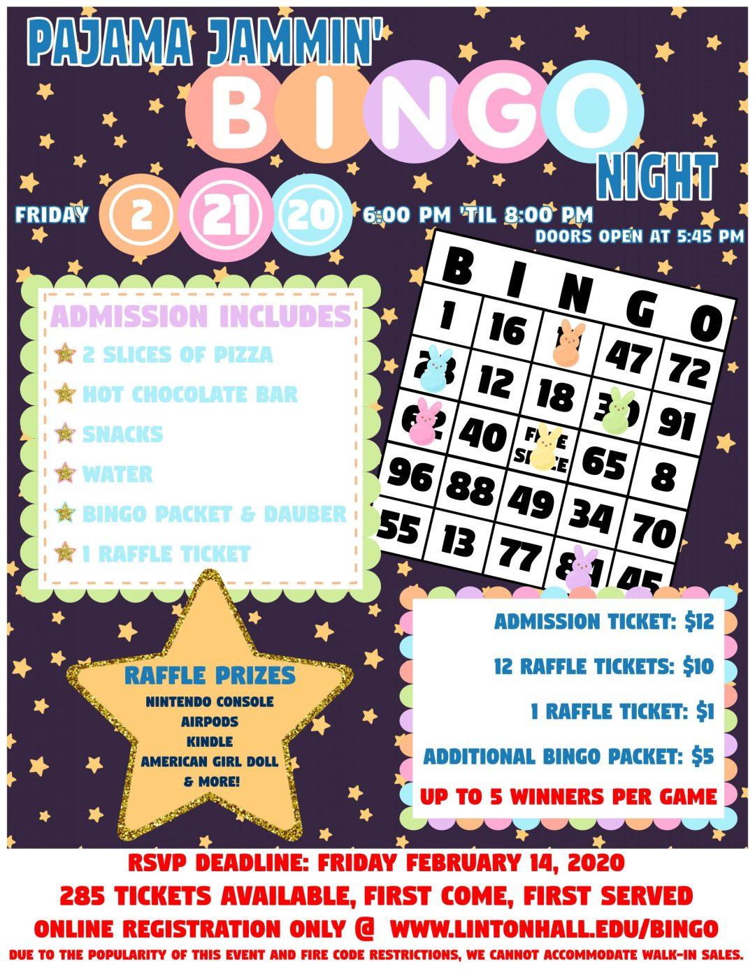BINGO Flyer Online 1 scaled - Bingo