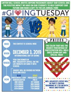 Giving Tuesday 2019 FLYER scaled - Giving Tuesday 2019