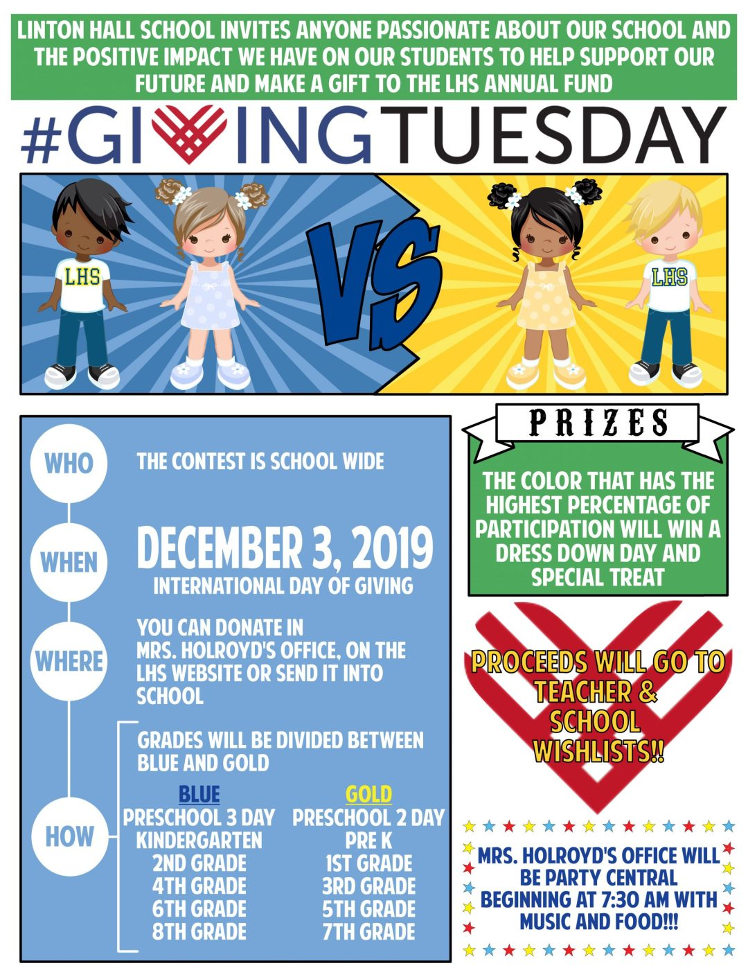 Giving Tuesday 2019 FLYER scaled - Giving Tuesday
