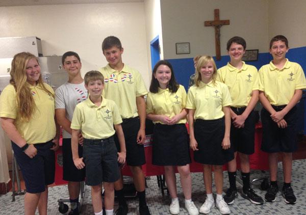volunteer community linton hall catholic school - Parent School Guild