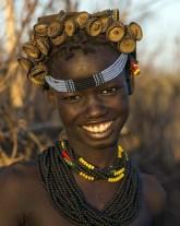 Daasanach tribe, Omo Valley, Ethiopia (adj)